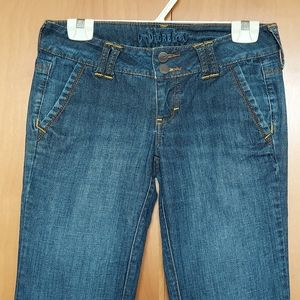 Decree Flaired Jeans